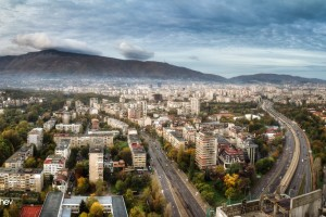 Vitosha Mountain and Sofia Capital City