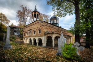 Dryanovo_the kolio ficheto church