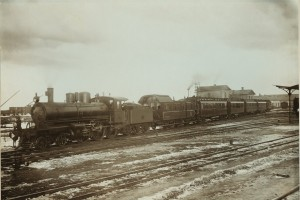 Ferdinand I_tzarskijat.vlak1909