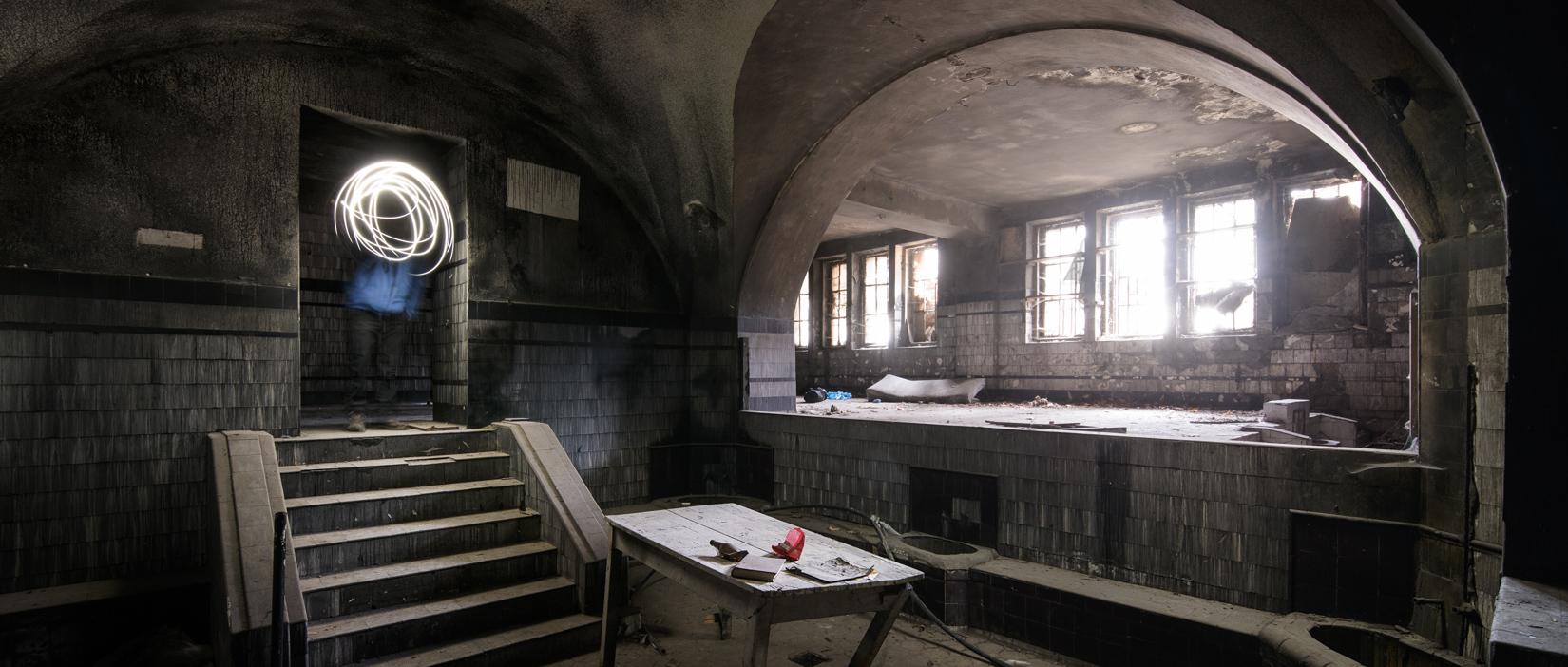 """Банята в Овча купел – (минус) 2.0 """"Снимачната площадка"""""""