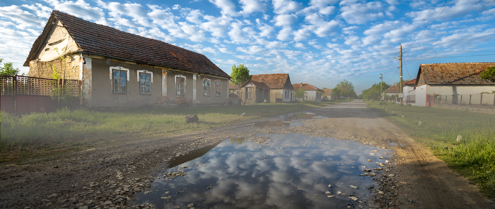 Чешкото село в България. Село Войводово.